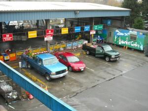 MR Recycling Depot - Public Drop-off Area